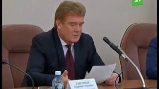 Владимир Елистратов остался недоволен уборкой снега на дорогах
