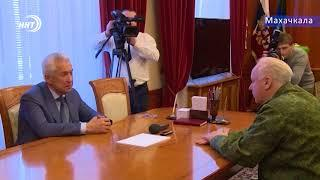 Александр Бастрыкин прибыл в Дагестан