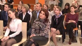 Встреча школьников с замминистра образования России