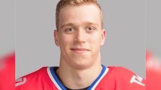 Защитник «Локомотива» Максим Афанасьев признан лучшим новичком недели КХЛ