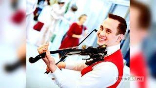 Марко Крассо: «Я могу играть на необычной скрипке»