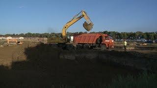 Новый подрядчик приступил к строительству школы в Михайловске