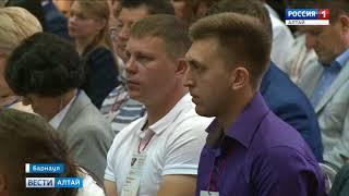Ведущие эксперты молочной отрасли России сегодня работают в Барнауле