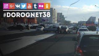 ДТП Мира - 40 лет ПОБЕДЫ [05.03.2018] Усть-Илимск