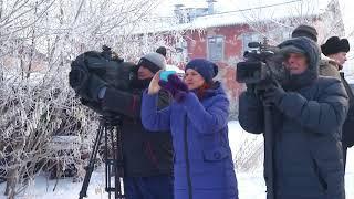В Омске активно начали сносить пустующие аварийные дома