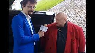Стас Барецкий ИЗБИЛ Украинского корреспондента за тупой вопрос.Жесть!