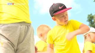Семейный подряд физкультурников в детском саду Ижевска