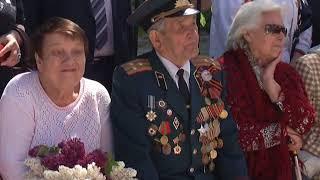 В Симферополе открыли памятник капитану милиции Беспалову