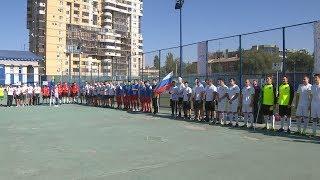 В Волгограде состоялся первый открытый турнир по мини-футболу среди стоматологов