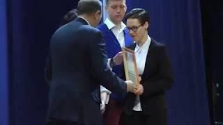 Победителей олимпиады базового вуза ЕАО наградили в Биробиджане(РИА Биробиджан)