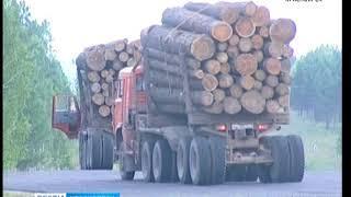 Лес на 85 миллионов рублей незаконно вывезен в Китай из Красноярского края