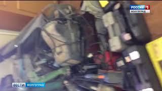 В Волгограде задержаны подозреваемые в серийных кражах