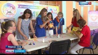 В Мари Эл День молодёжи посвятили волонтёрам - Вести Марий Эл