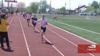 Соревнования по бегу памяти Анатолия Сергеевича Грачёва
