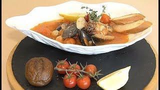 Для настоящих гурманов: рецепт итальянского супа из морепродуктов