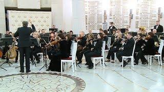 Волгоградцы услышали симфонию «Память о Сталинграде»