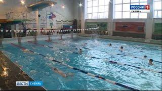 В Омске под угрозой закрытия оказался старейший бассейн