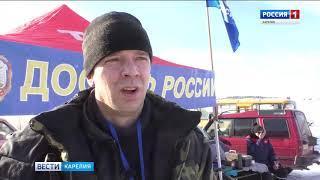 Танцующие автомобили увидят зрители уникального автомарафона в Карелии