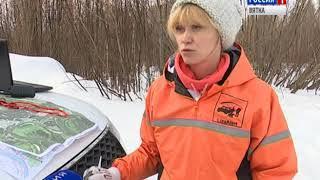 Поисковики отряда Лизы Алерт в Кирове получили в подарок новый внедорожник (ГТРК Вятка)