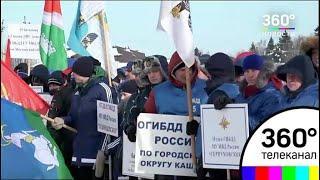 Более 1000 сотрудников ДПС Подмосковья отправились в Дмитров