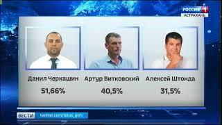 В Астраханской области подвели итоги Единого дня голосования