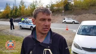 ДТП авария Магадан 03 09 2018 ФАД Якутск Магадан  Full HD