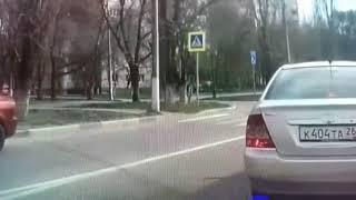 г. Невинномысск,  ул. Гагарина,  сбили ребёнка на пешеходном переходе
