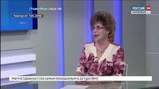 Руководитель центра здоровья РМ Елена Тимошкина