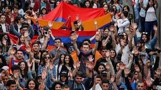 Оппозиция блокирует центр Еревана