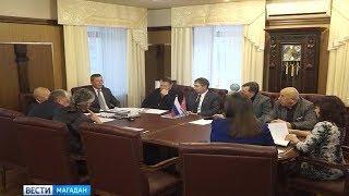 Герб Магаданской области изучают эксперты при Президенте РФ