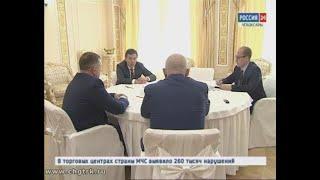 Новые топ-менеджеры концерна «Тракторные заводы» встретились с руководством Чувашии и озвучили предв
