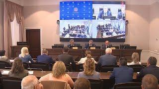 В Волгограде озвучили показатели социально-экономического развития региона