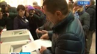 Жители Иркутска проголосовали не только за президента, но и за благоустройство
