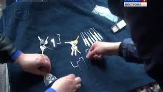 Костромские полицейские задержали бывалого «вора-международника»