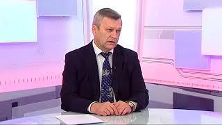 """Программа - """"В центре внимания """"- интервью с Александром Василенко"""