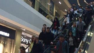 Учебную эвакуацию посетителей провели в Сочи и Новороссийске