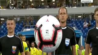 """Футбольный """"Енисей"""" потерпел поражение на выезде в Ростове"""