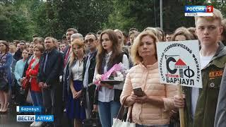 Более 50 тысяч студентов сегодня начали учебный год в вузах Алтайского края