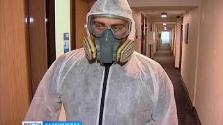 Учения Роспотребнадзора: в Калининграде у болельщика нашли холеру