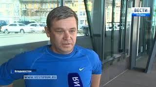 Путешественник в инвалидной коляске завершил всероссийский пробег во Владивостоке