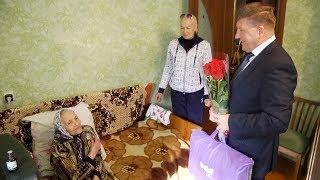 Очень круглая дата: жительница Саранска отметила 100-летний юбилей
