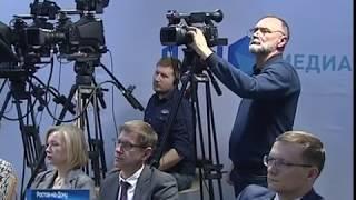 """Правительство Ростовской области подписало соглашение с банком """"Открытие"""""""