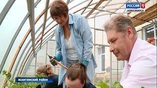 «Умная теплица» появится в селе Тальменка Новосибирской области