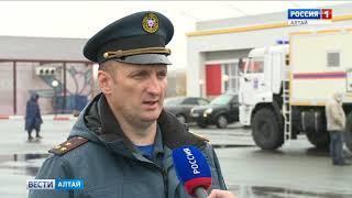 В Алтайском крае 200 человек приняли участие в учениях по гражданской обороне