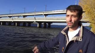 Спас прыгнувшую с моста девушку