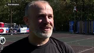 Юбилейный турнир по кросс-фиту состоялся в Благовещенске