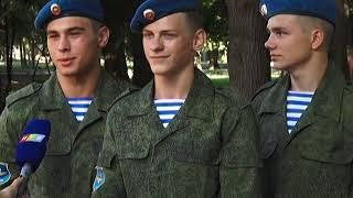 Крым представят на параде ВДВ в Москве