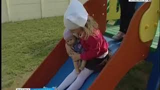 В Красноярске продолжается распределение мест в детские сады