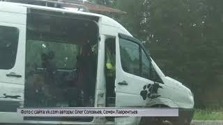 Один человек погиб и четыре пострадали в результате ДТП в Даниловском районе