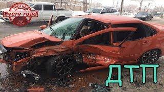 Аварии снятые на видеорегистратор.ДТП.Сборка №5